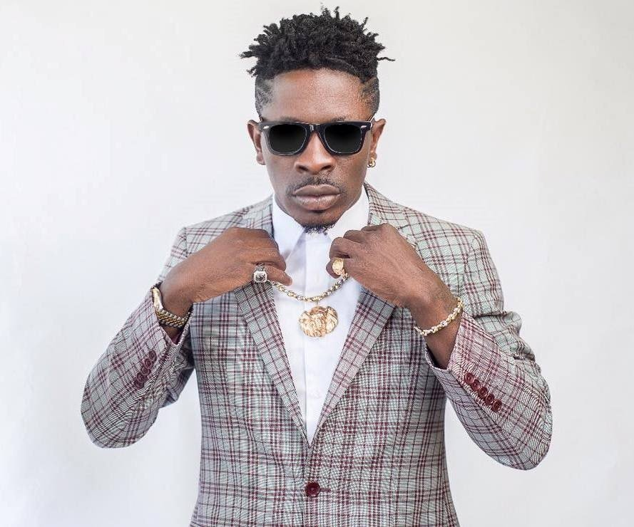 Shatta Wale to Bloggers, Don't publish my songs for free downloads