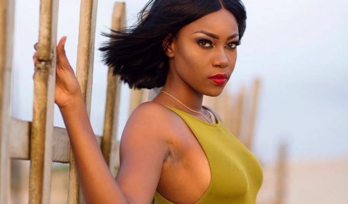 "Screenshoot: Yvonne Nelson Savagely Replies A Fan Who Asked Her ""Who Dey Eat You"""