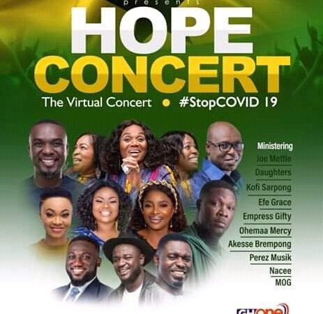 Hope Concert!!! Awakening Dead Hopes