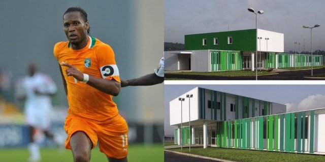 Didier Drogba gives out his Ivory Coast hospital as a Coronavirus Treatment Centre