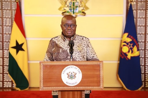 President Akufo Addo Bashed By Nigerians After Being Forced To Speak On The End Sars Brutalities