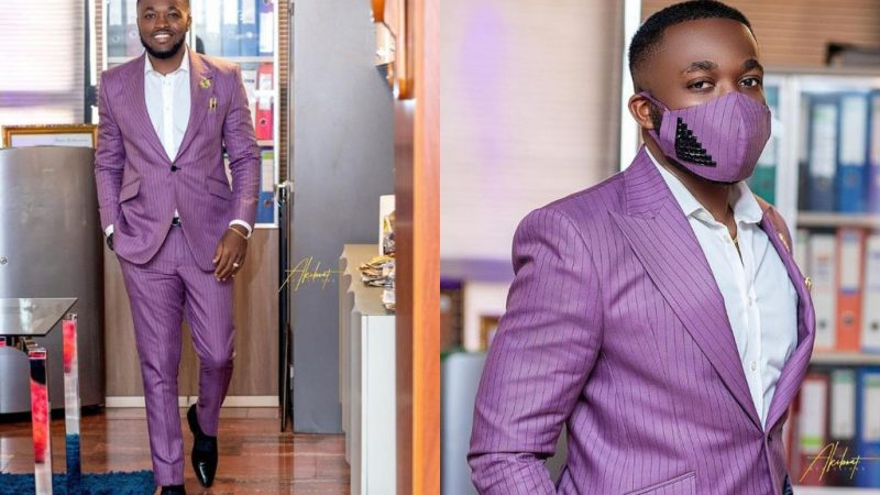 How Kennedy Osei Started His Morning Will Lift Up Your Spirit High