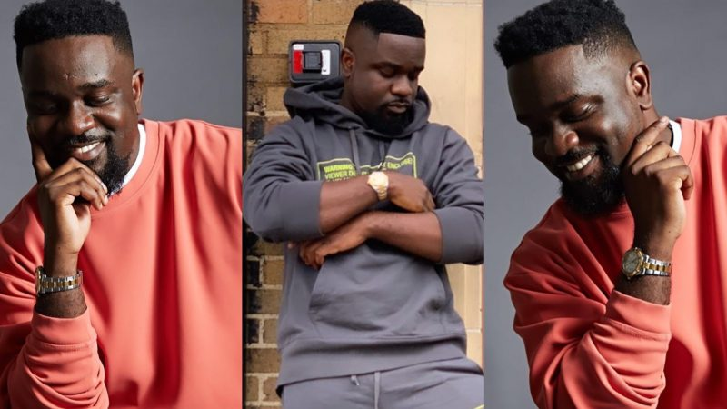 Sarkodie Reacts After Being The First Ghanaian Artiste To Be Inducted To 'Twitter News'