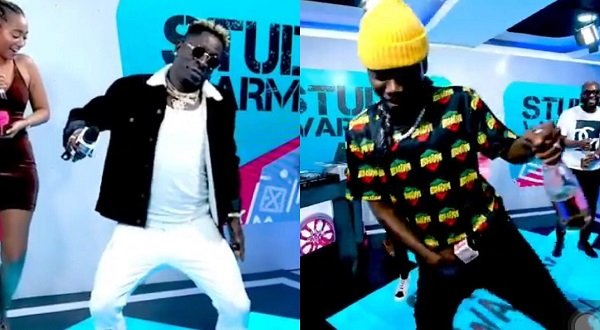 Laugh A Minute- Stonebwoy And Shatta Wale Tease Each Other As They Get Ready For Their Upcoming Battle