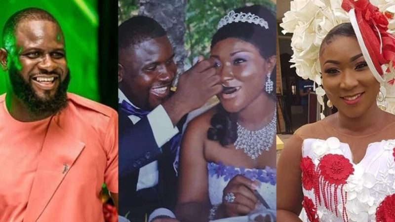 Wife Of Late Kwadwo Wiafe Shares An Emotional Message After Burial Of Her Husband