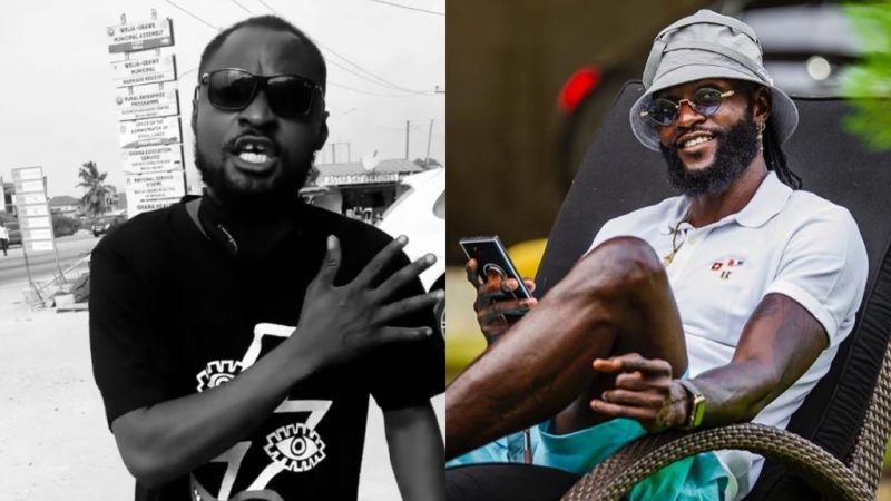 Before Social Media We Were Friends – Funny Face Reacts To Adebayor Unfollowing Him