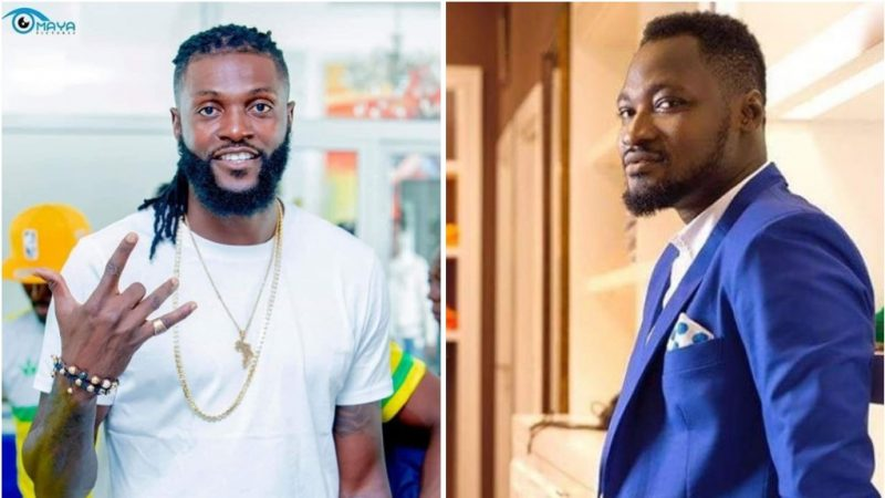 Emmanuel Adebayor Unfollows Funny Face For Not Heading To His Advice And Disgracing Him