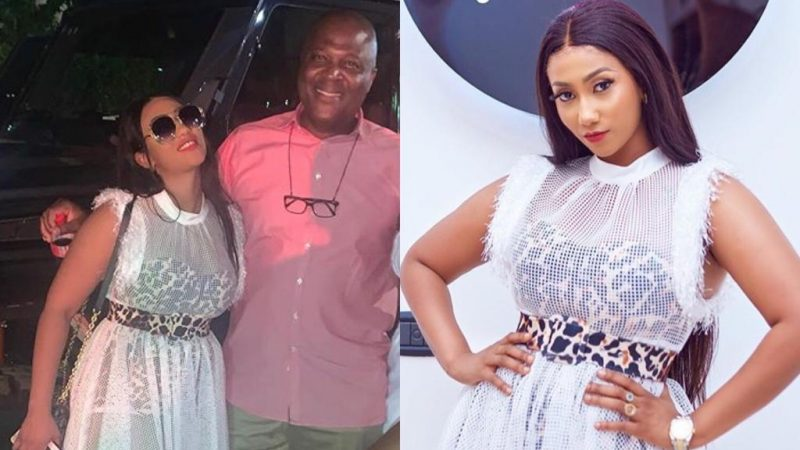 Hajia4Real Reveals Why And How Ibrahim Mahama Was At Her Birthday Party – Video