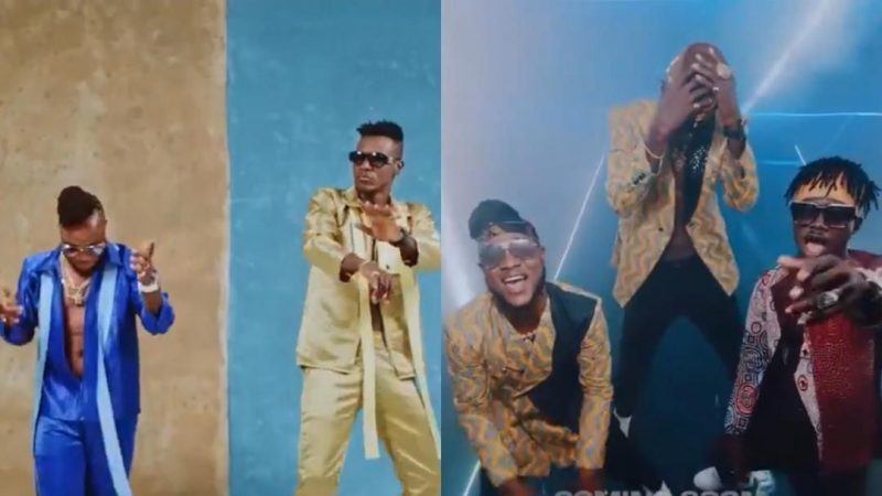 Keche And Kuami Eugene About To Blow Minds With Their New High Budget Video