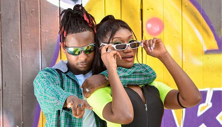 Kelvyn Boy Makes Peace With Wendy Shay And Work On A Master Piece Together