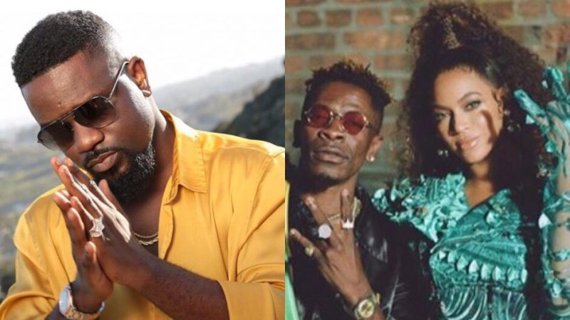 Sarkodie Finally Reacts To Shatta Wale's Video With Beyonce – This Is What He Said