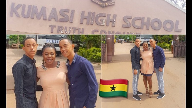'Disregard any f00lishness you read' – Afia Schwarzenegger Reacts To Rumors Of Her Sons Being Sacked From School