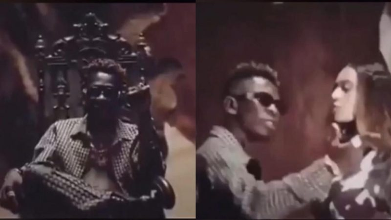 This Is The Teaser Of Beyonce And Shatta Wale's 'Already' Official Video