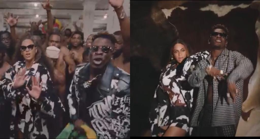 Beyonce Finally Releases Official Video For 'Already' Featuring Shatta Wale