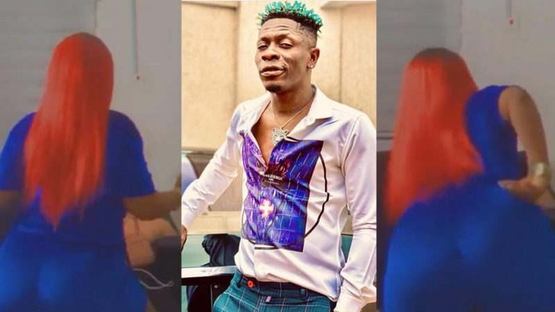 Shatta Wale Introduces Another Daughter Of His With Bazuka Back As She Twerrks With'Miss Money'