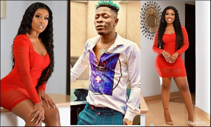 Consider That Done – Shatta Wale Tells Fantana After She Requested For A Diamond Rolex Watch