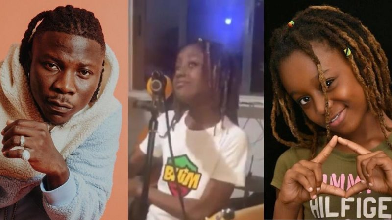 Stonegal Performance Stonebwoy's Putuu With A Live Band And Sings Every Gibberish Word