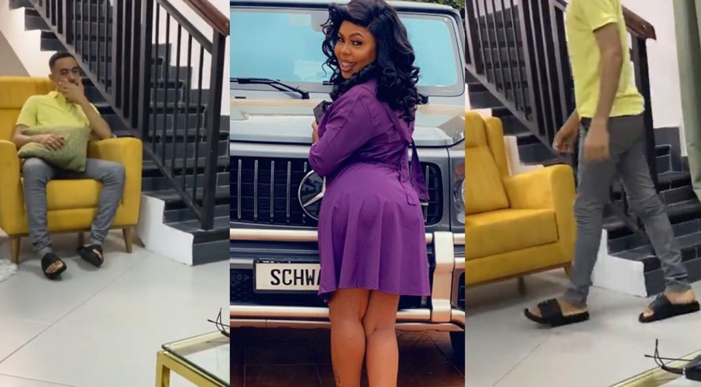 Afia Shwarzenegger Flaunts The Inside Of Her New Apartment At Cantoments (+video)