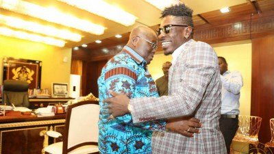President Akufo Addo Celebrates Congratulates Shatta Wale For His Collaboration With Beyonce