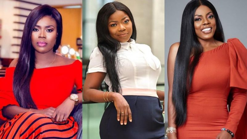 Delay And Nana Aba Anamoah Wishes Afia Pokua A Happy Birthday With A Touching Message