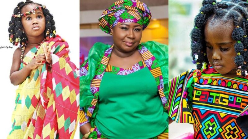 Gifty Anti Gets Emotional As She Writes A Royal Birthday Message To Her Daughter