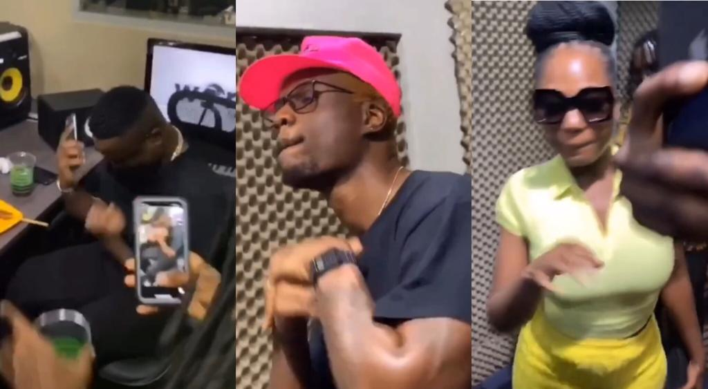 Sarkodie, Bossom P Yung, Efya, Kidi And Many Stars Storm Joey B's Birthday Hang Out