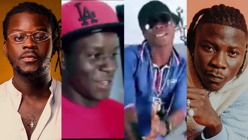 I Gave My Shirt To Stonebwoy For His Climax Video – Jupitar Reveals As He States He Loves Stonebwoy