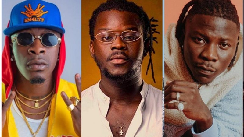 Jupitar Says Shatta Wale VS Stonebwoy Clash Is Partial And Names Who And Who Will Be A Fair Match – Names Are…