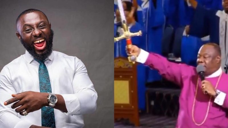 Kofi Asamoah Fires As He Compares Duncan Williams' Way Of Slaughtering The Devil To That Of Twi Pastors