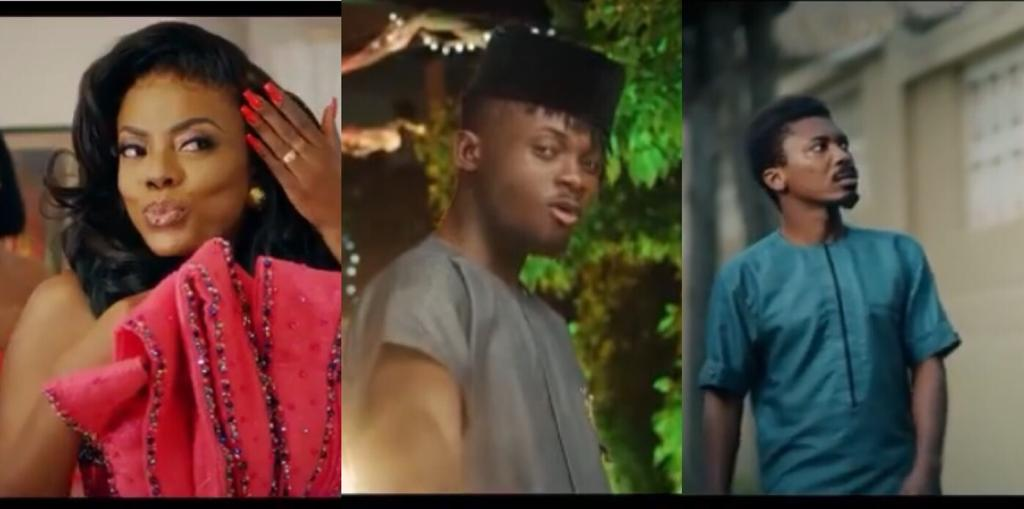 Nana Aba Anamoah, Clemento Suarez And Others Feature In Kuami Eugene's Latest Video