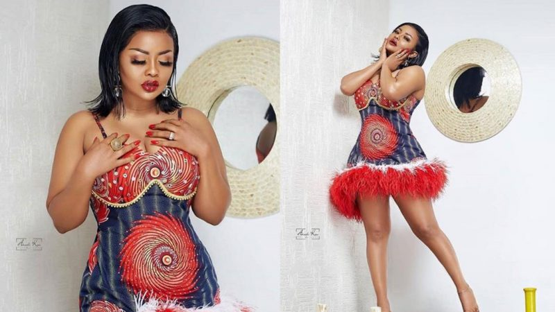 Nana Ama McBrown Celebrates Her 43rd Birthday With Stunning Photos and A Deep Message