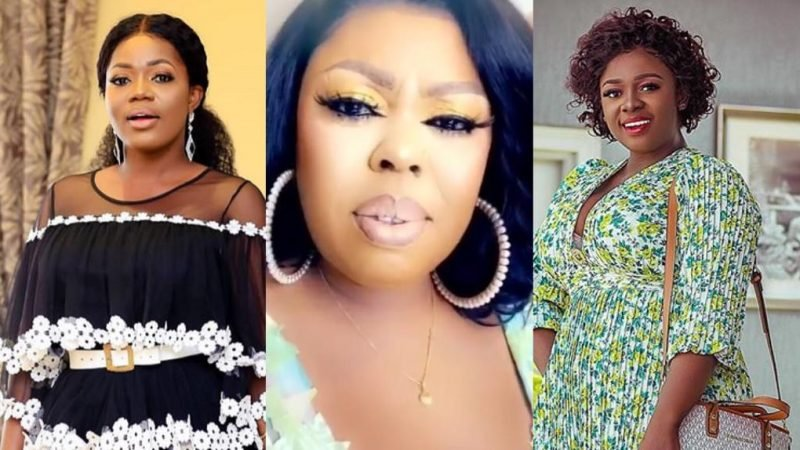 Afia Shwarzenegger Finally Says Her Piece About Tracey Boakye's Fight With Mzbel