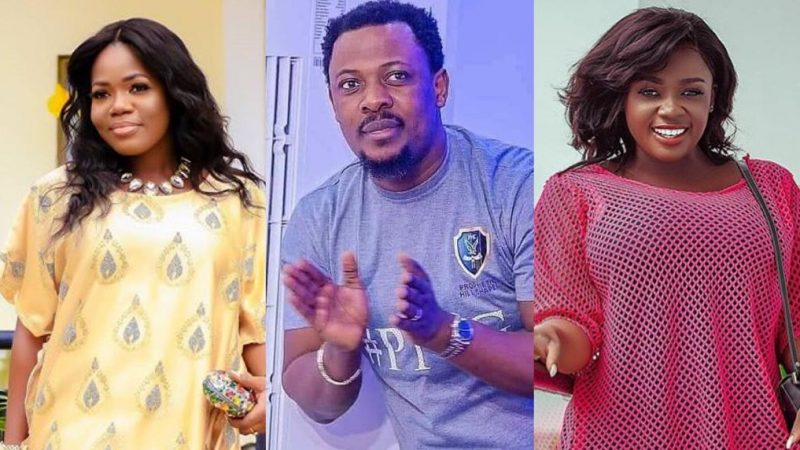 MzBel Drops Secret About Tracey Boakye And Nigel Gaisie As She Explains How She Ended Up In A Nightie In His Office