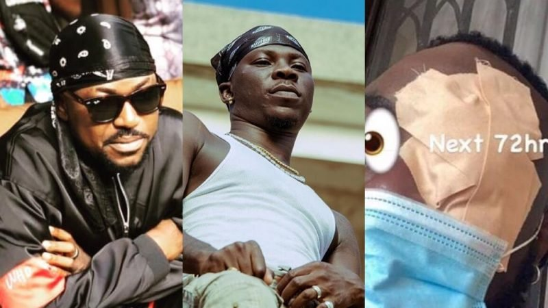 Yaa Pono Bashes Stonebwoy As He Throws Shots At Stonebwoy For Attacking Angelo And Pulling Out Gun Again