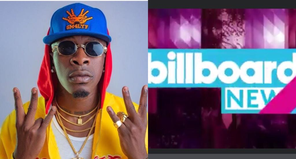 Shatta Wale Breaks Another Record As He Becomes Only African Artiste To Be Followed By Billboard