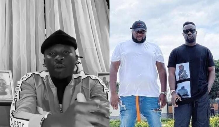 Stonebwoy Apologizes To Angel Town And Sarkodie And Also Clears the Air About the Guns Incident