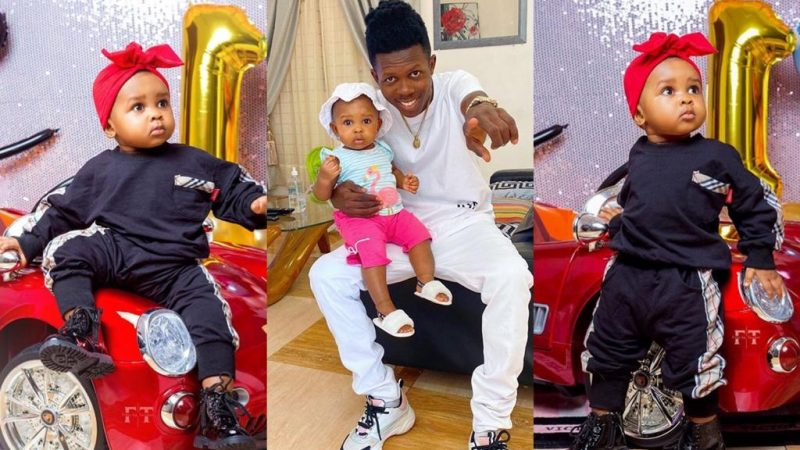 Strongman Shares Adorable Photos Of Her Daughter As He Celebrates Her Birthday
