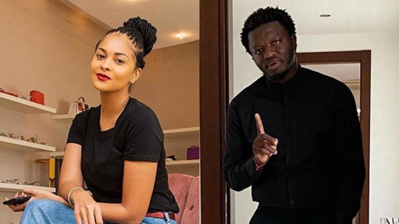 Sulley Muntari's Wife Shares Photo Of The Nice-Looking Cake She Got For Him On His Birthday