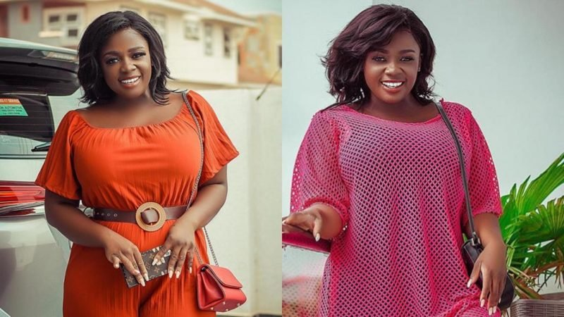 Instagram Blogger Dares Tracey Boakye To Curse Herself If She Has Nothing To Do With Mahama (Video)