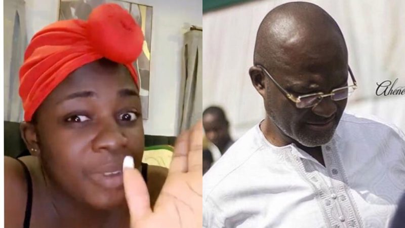 Come Out With A Video That Proves I Am Black Mailing Mahama – Tracey Boakye Dares Kennedy Agyapong