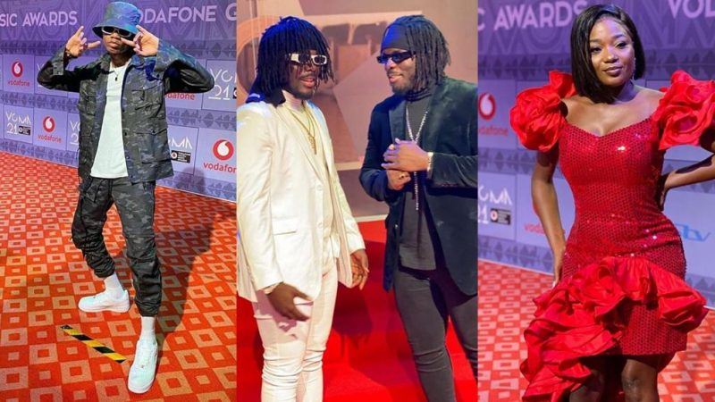 Full List Of Winners Of VGMA 21 Industry Awards (Check Out List Here)