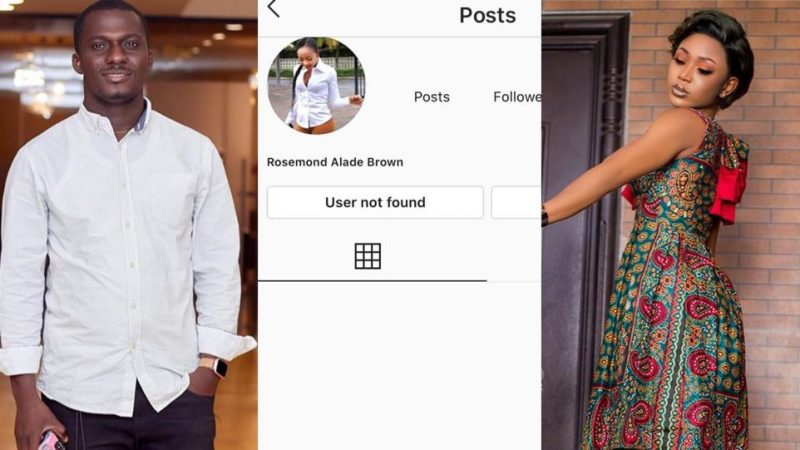 Akuapem Poloo Blocks Zionfelix On Instagram And Leaves Him Devastated And Heartbroken
