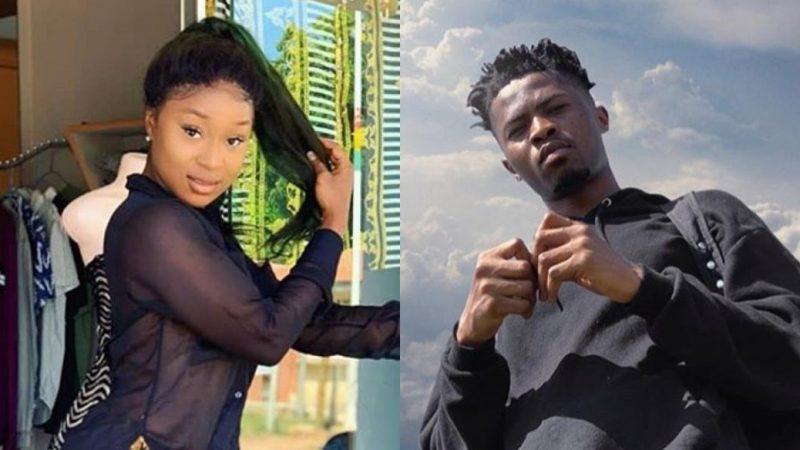 Man Must Consume – Efia Odo Tells A Fan Who Asked Him Not Eat Kwesi Arthur