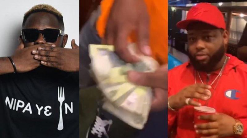 Medikal Embarrasses Dblack After Chopping His Ghc 1000 Bet – VIDEO