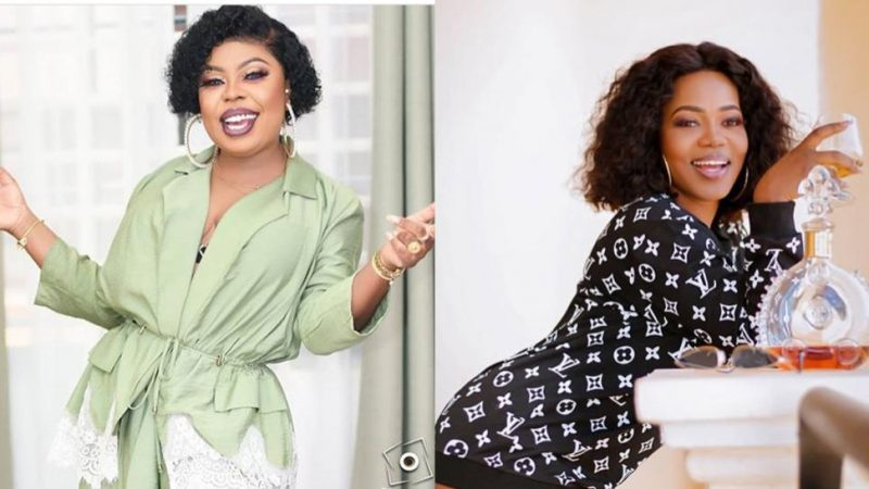 I Made $13,000 From Your Fo0lishness Yesterday – Afia Shwarzenegger Jabs Mzbel