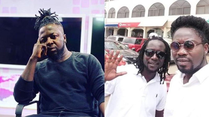 Wutah Afriyie Was The One Always Bringing Up Fights Even At Their Signing – Guru Reveals
