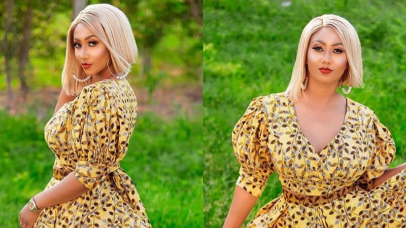 Hajia4Real Causing Stir With Her New Charming Photos (Get Photos)