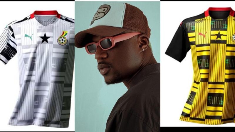 The Ghana Jersey Annoys Me More Than 'Gym' Ike's Accent – Joey B Fumes About The New Blackstar Jersey