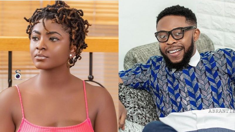 Ahouf3 Patri Blows Kalybos With Love After His Heartwarming Words To Her