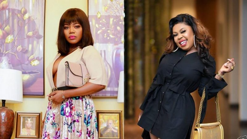 MzBel Finally Says 'Fi' To Afia Shwarzenegger, Insulting And Daring Her To Bring Whatever She Knows